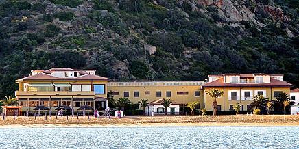 Hotel ad Isola del Giglio
